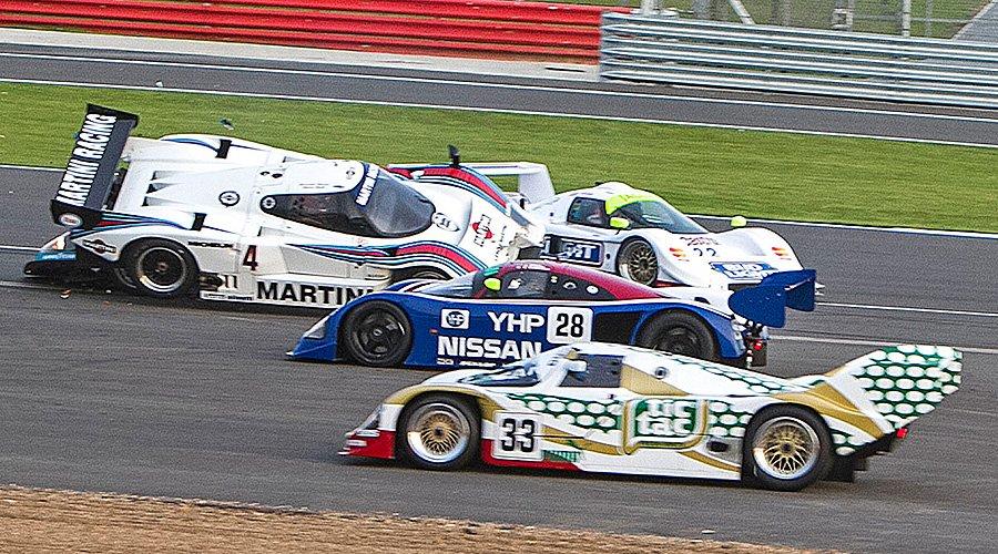 Silverstone Classic 2012: Begrenzte Haftung