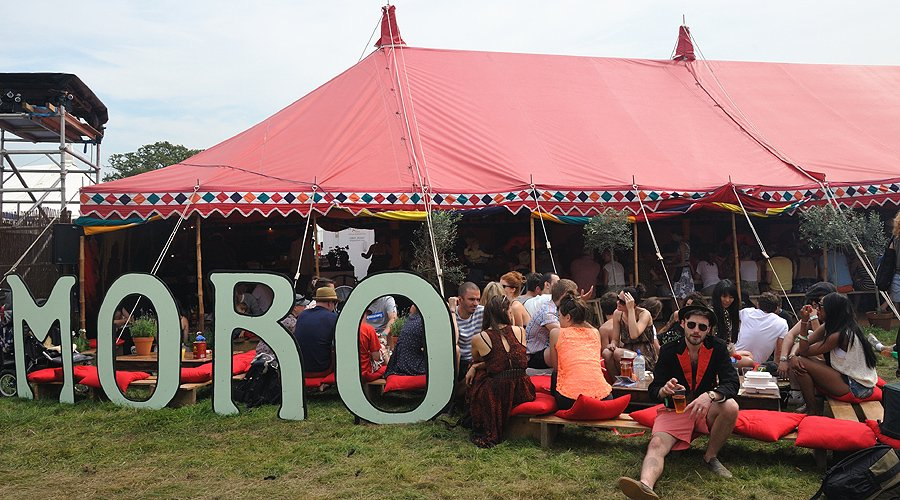 Wilderness Festival 2012: Way Out West of England