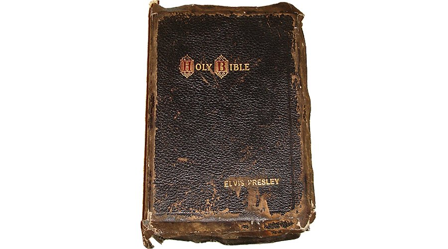 It's Now or Never: The King's Holy Bible is up for grabs