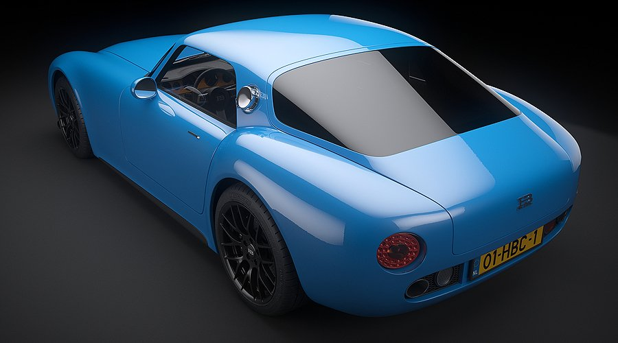 The Huet Brothers HB Coupé: Place your order now…