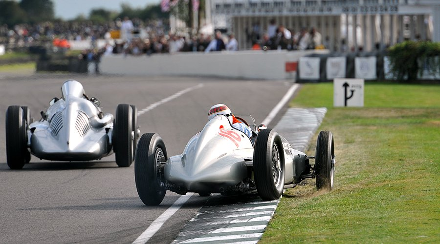 The Silver Arrows Revived... at the Revival