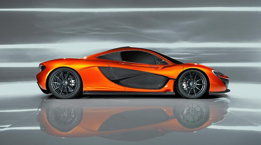 Best Driver's Car in the World? McLaren announces the new P1