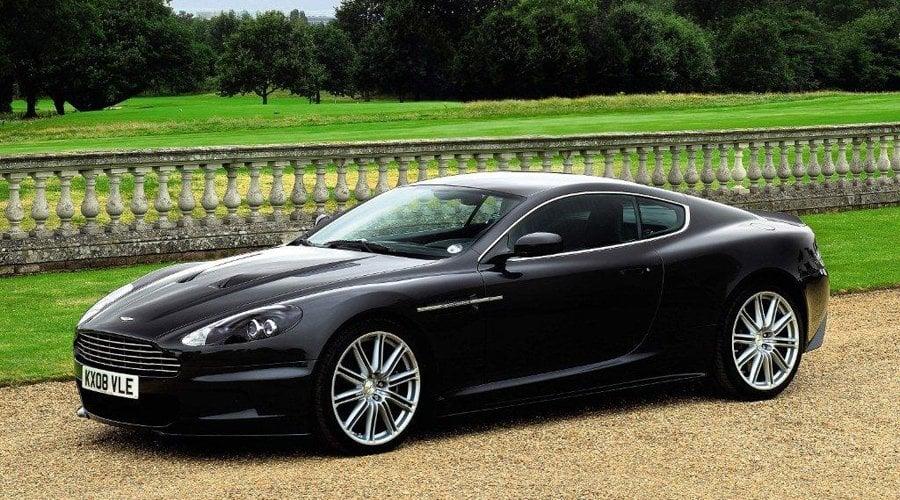 James Bond's Aston Martin DBS sells for £241,250