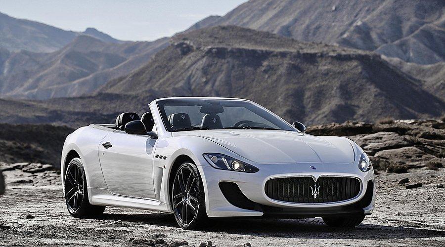 Maserati GranCabrio MC: Der kleine Unterschied