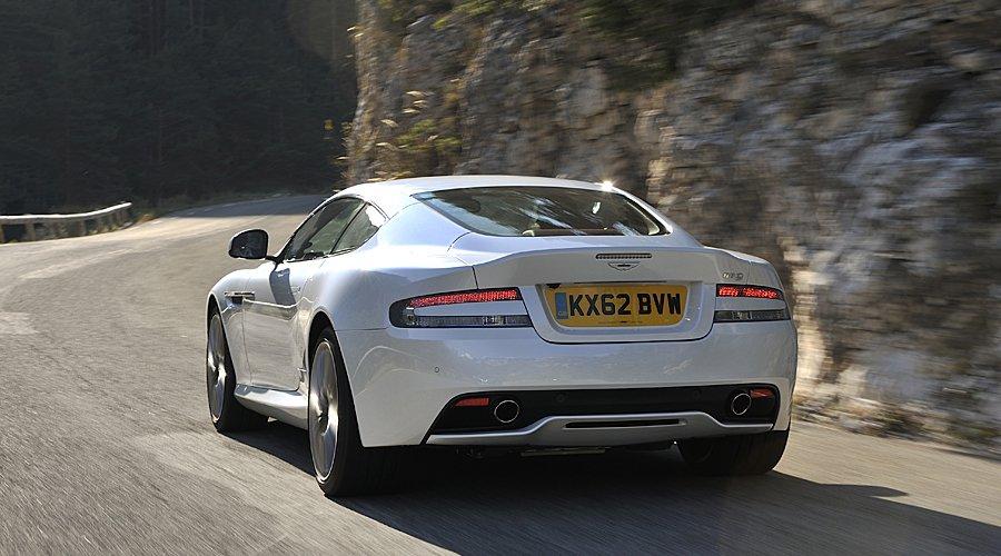 Driven 2013 Aston Martin Db9 Classic Driver Magazine