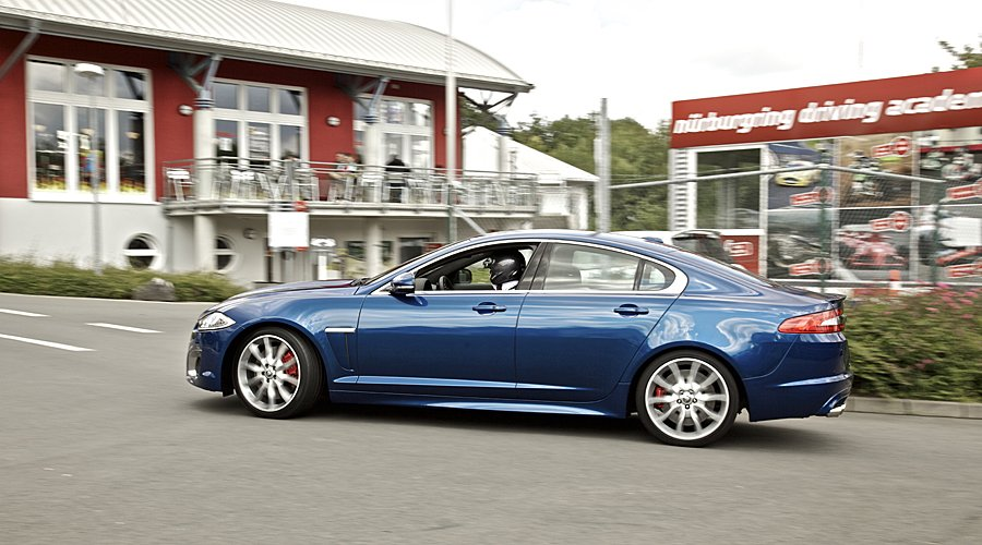 Fellowship of the Ring: Learning the Nordschleife with Jaguar