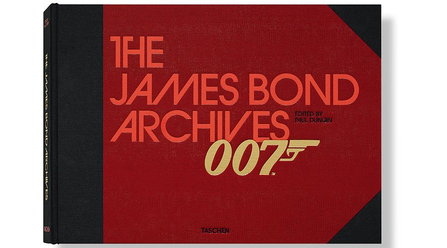 The Gentleman's Library: The James Bond Archives