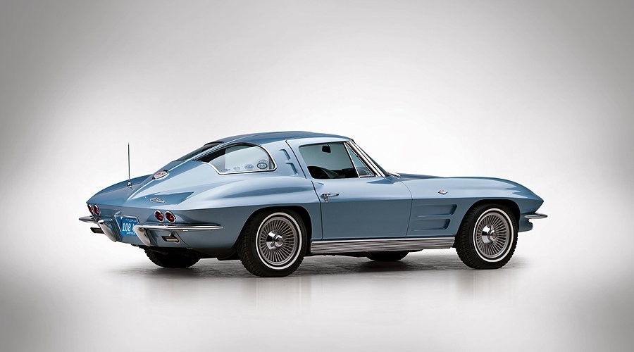 chevrolet corvette sting ray 39 split window 39 coup