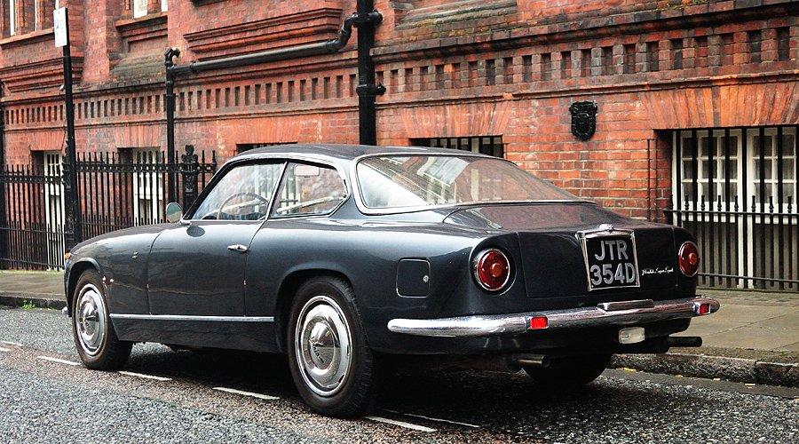 Lancia Flaminia Zagato Super Sport: Das gewisse Etwas