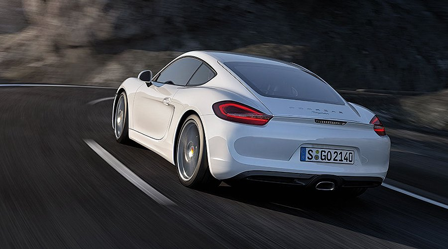 All-new Porsche Cayman: Still not a 911, but...