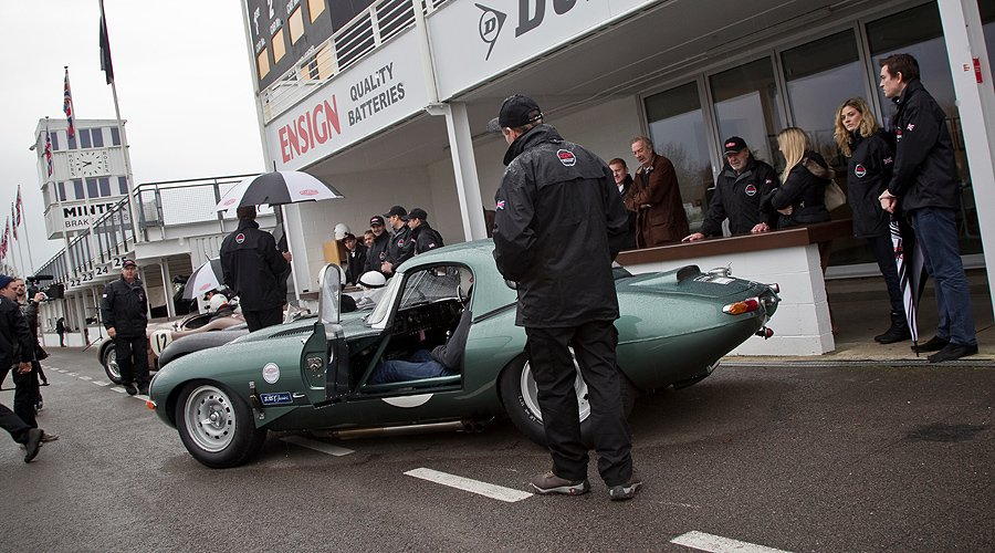 Jaguar E-Type Competition: Familientreffen in Goodwood
