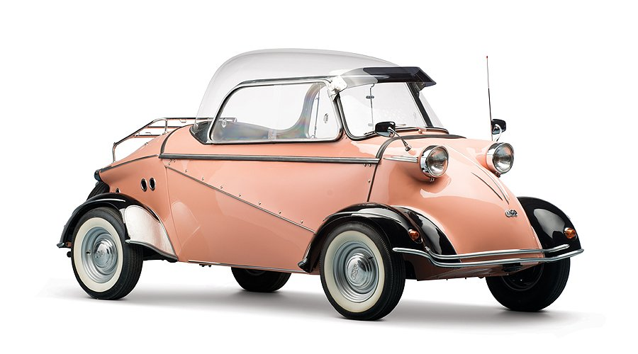 Tiny Terrors: RM to sell The Bruce Weiner Microcar Museum
