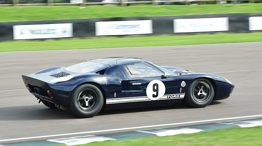 All-GT40 race at this year's Goodwood Revival