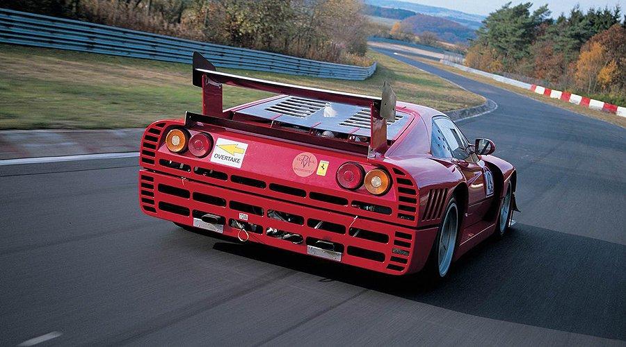 Schneller als erlaubt: Ferrari 288 GTO Evoluzione