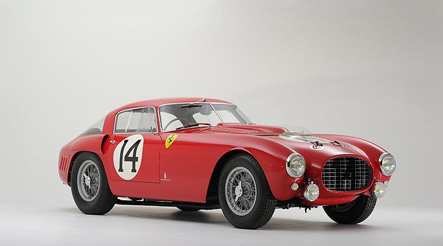Mike Hawthorn's 1953 Le Mans Ferrari to Star at RM's 2013 Villa d'Este Sale
