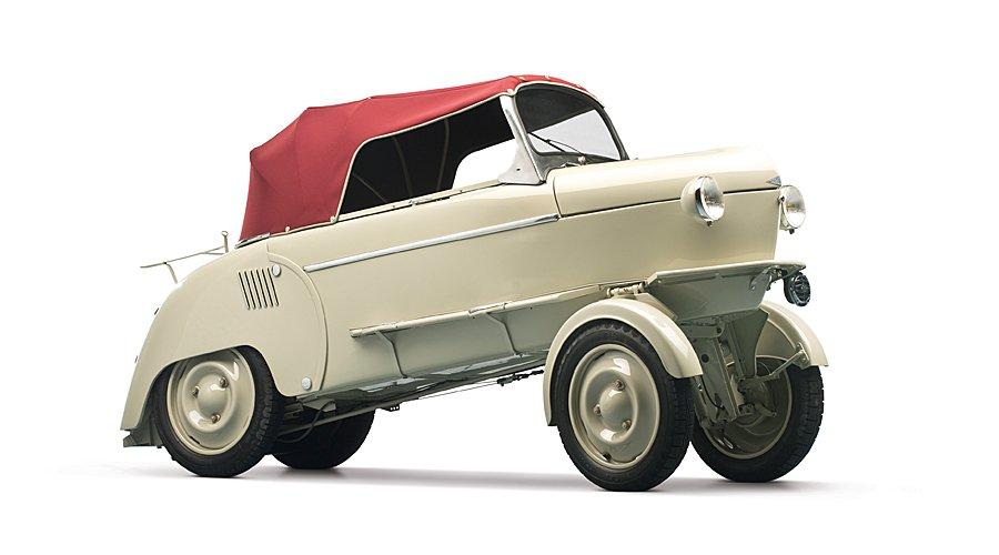 Überirdische Kaufkraft bei Microcar-Auktion: Kabinenroller bringt über 320.000 Dollar