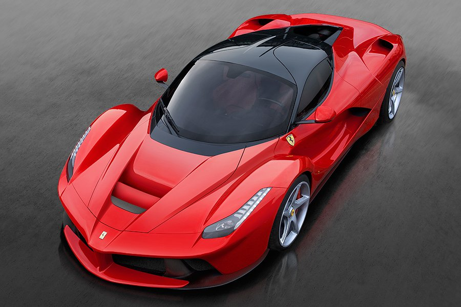 'LaFerrari' hybrid with 950bhp to replace Enzo