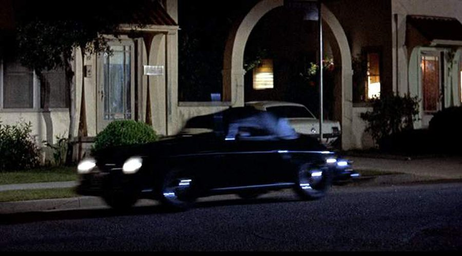 The Cars of the Hitchcock Films