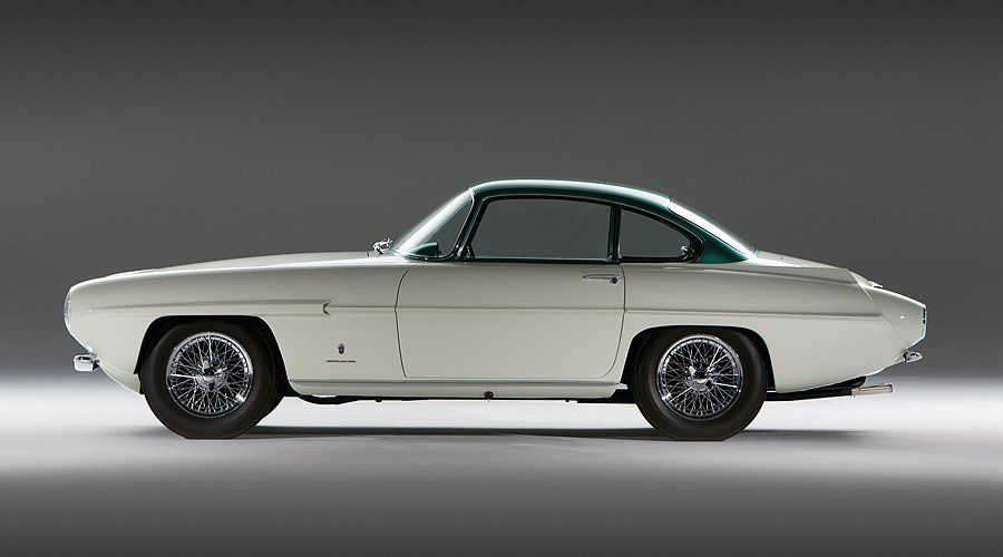Welcome to the Jet Age: Aston Martin DB2/4 MkII 'Supersonic' by Ghia