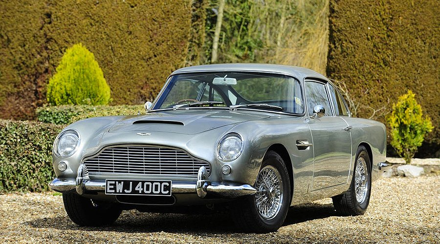 From Dusty to Lusty: Our pick of Bonhams' 2013 Aston Martin sale