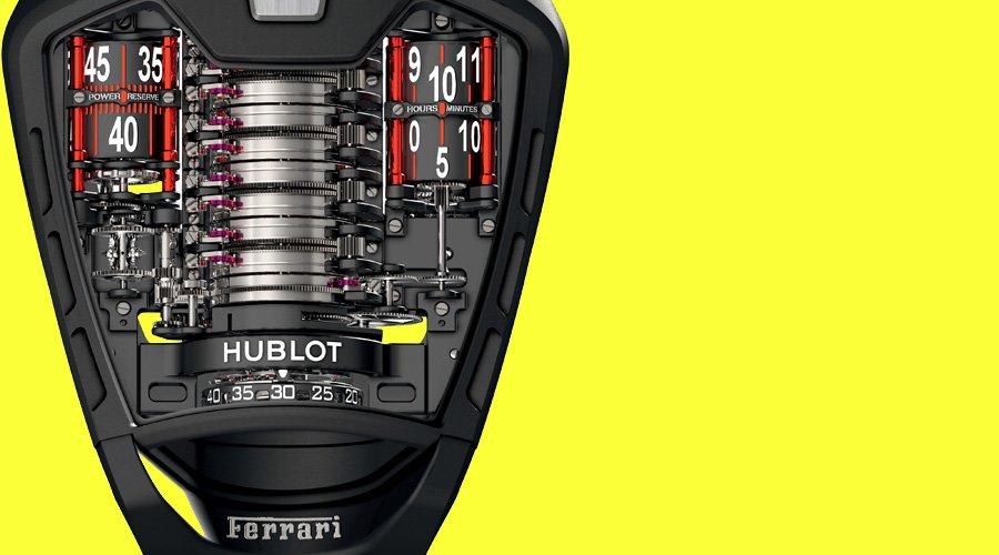 Orologi da Maranello: Ferrari watches