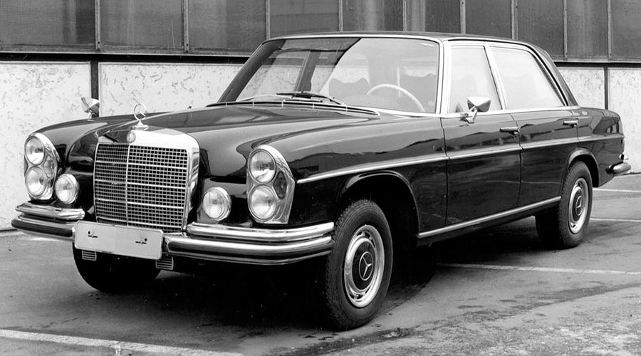 5 things you didn't know about the Mercedes S-Class