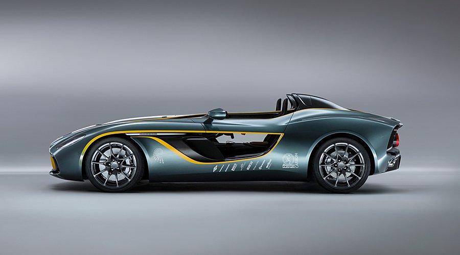 Aston Martin CC100 Speedster: Legendenbildung