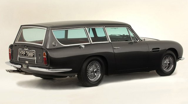 Newport Pagnell's Greatest Hits: 1960s Astons for sale
