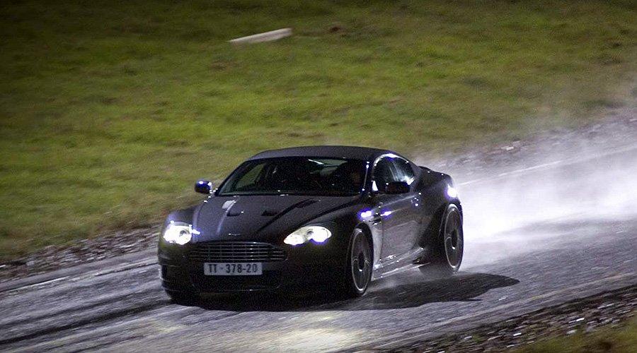 Fünf Dinge, die Sie nicht über James Bond und seine Astons wussten