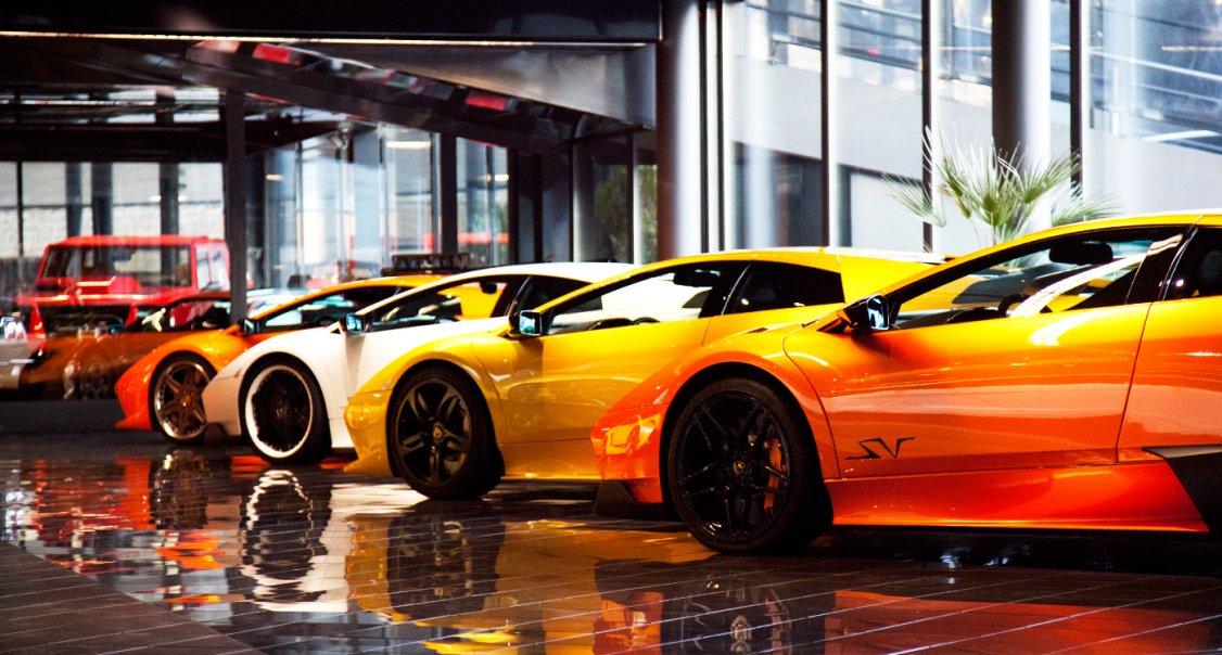 Lamborghini Porrentruy The Sign Of Taurus Classic Driver Magazine