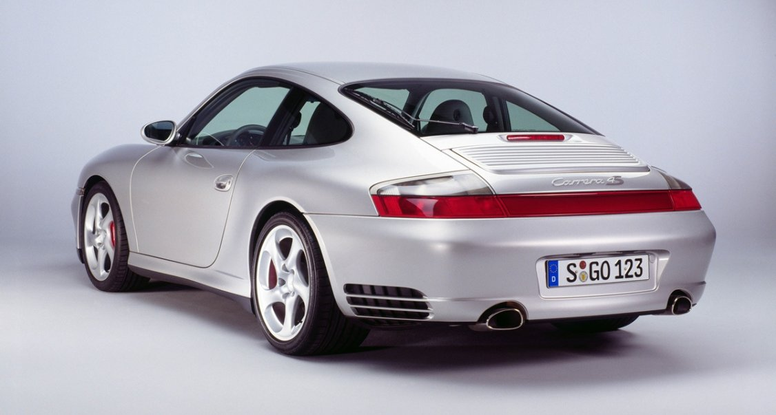 porsche 996 carrera 4s 2003