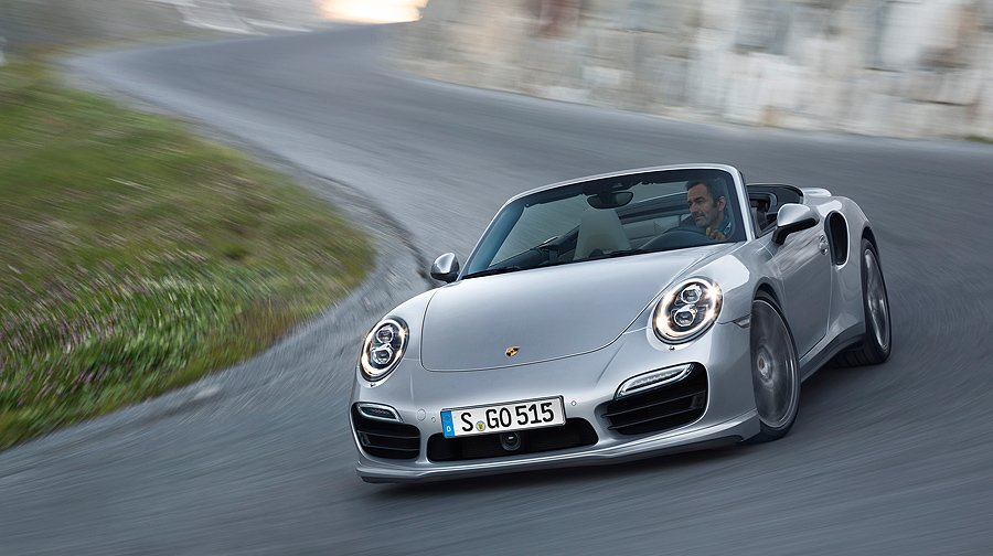 Open Overdose The New Porsche 911 Turbo Cabriolet Classic Driver