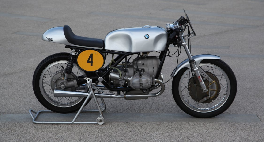a guide to investing in bmw's classic café racers | classic driver