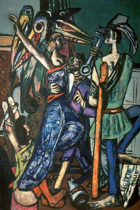 I Got Rhythm – How Jazz music inspired art   Classic Driver