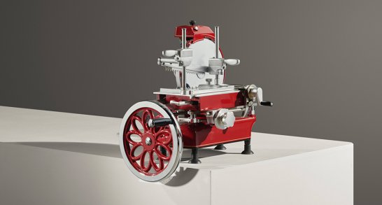 It's not just butchers who dream of these vintage meat slicers