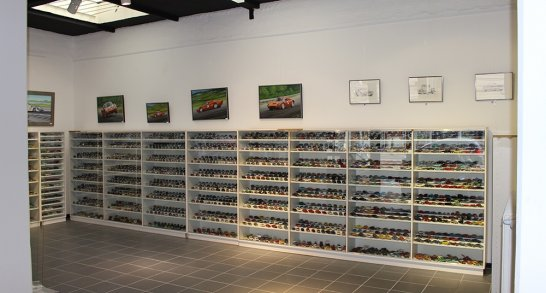 Peter Monteverdi's incredible model car collection is up for sale | Classic Driver Magazine