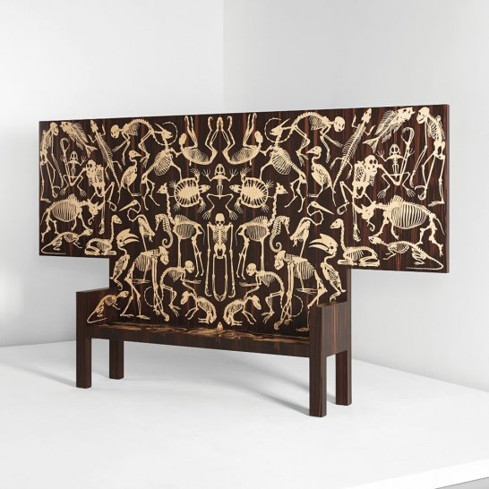phillips to auction famous furniture designers' work in new york