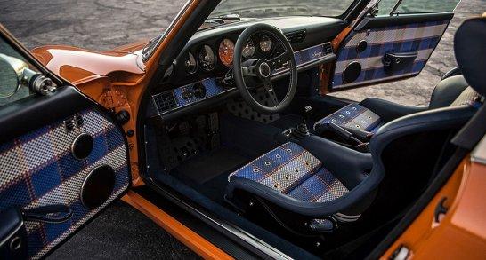singer s latest restomod 911 has the wildest interior you. Black Bedroom Furniture Sets. Home Design Ideas