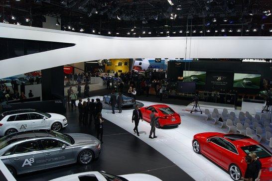 2012 Detroit Auto Show Review