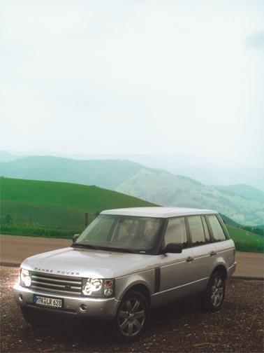 Range Rover V8