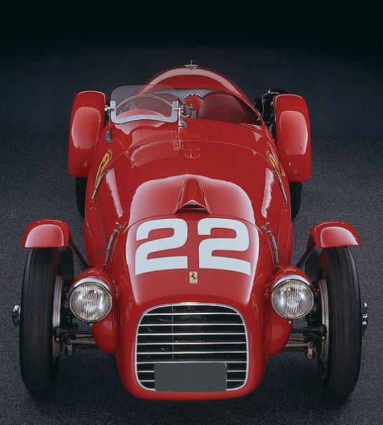 Bonhams at Gstaad 20th December - Ferrari lotlist announced