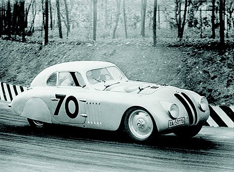 BMW 328 Coupé Touring: Eine Legende kehrt zurück