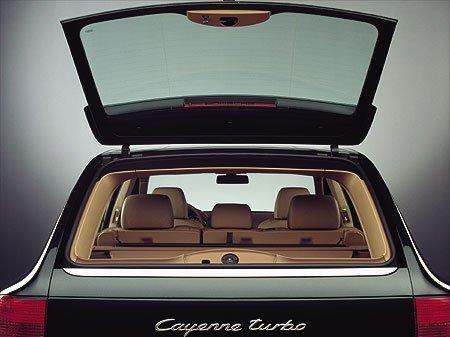 Porsche Cayenne startet am 7. Dezember