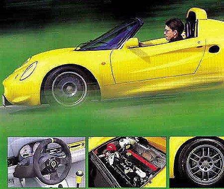 Moto Concept Racing: Mehr Kraft für Ihren Lotus