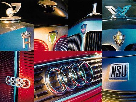 Buchtipp: Die Geschichte der Audi-Markenzeichen