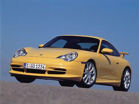 Porsche 911 GT3: Leistung, Fahrspaß, Sicherheit