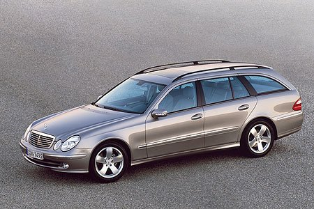 Mercedes E-Class Estate launched in Detroit