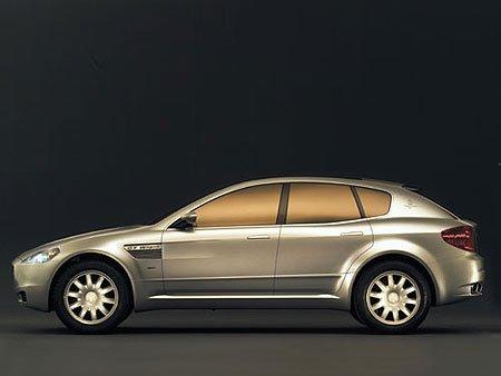 Detroit Motorshow 2003: Weltpremieren