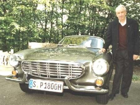 Eberhard Mahle wurde im Solitude-Jubiläumsjahr 70 Jahre alt