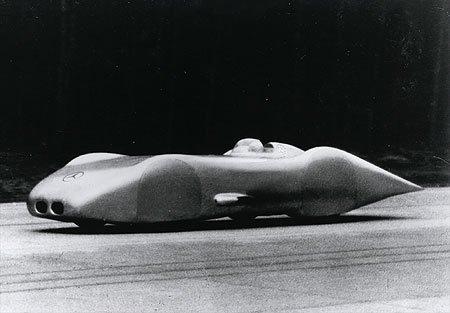 Rudolf Caracciola: Geschwindigkeitsweltrekord von 1938